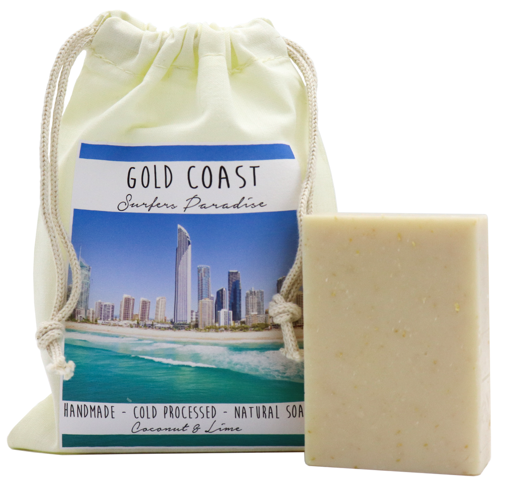 GOLD COAST Surfers Paradise Soap