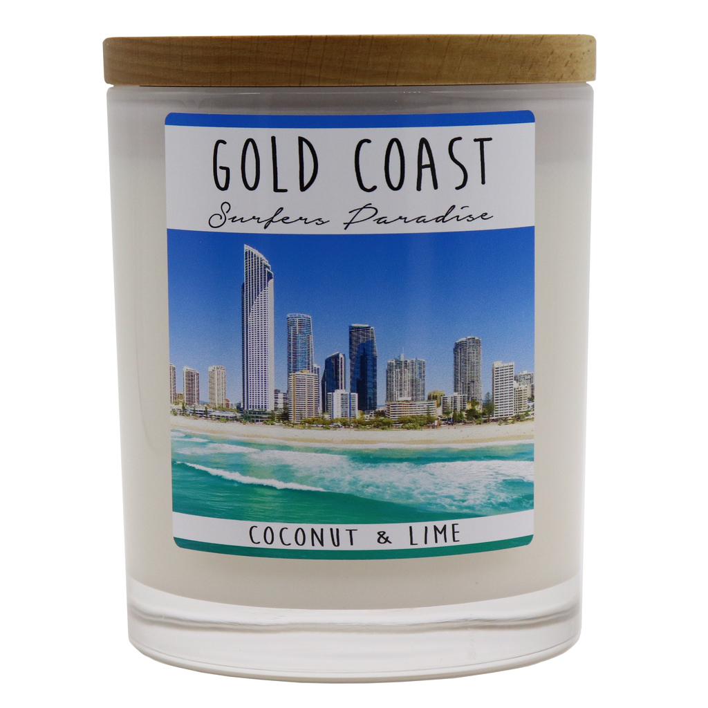 GOLD COAST - Surfers Paradise Jar Candle
