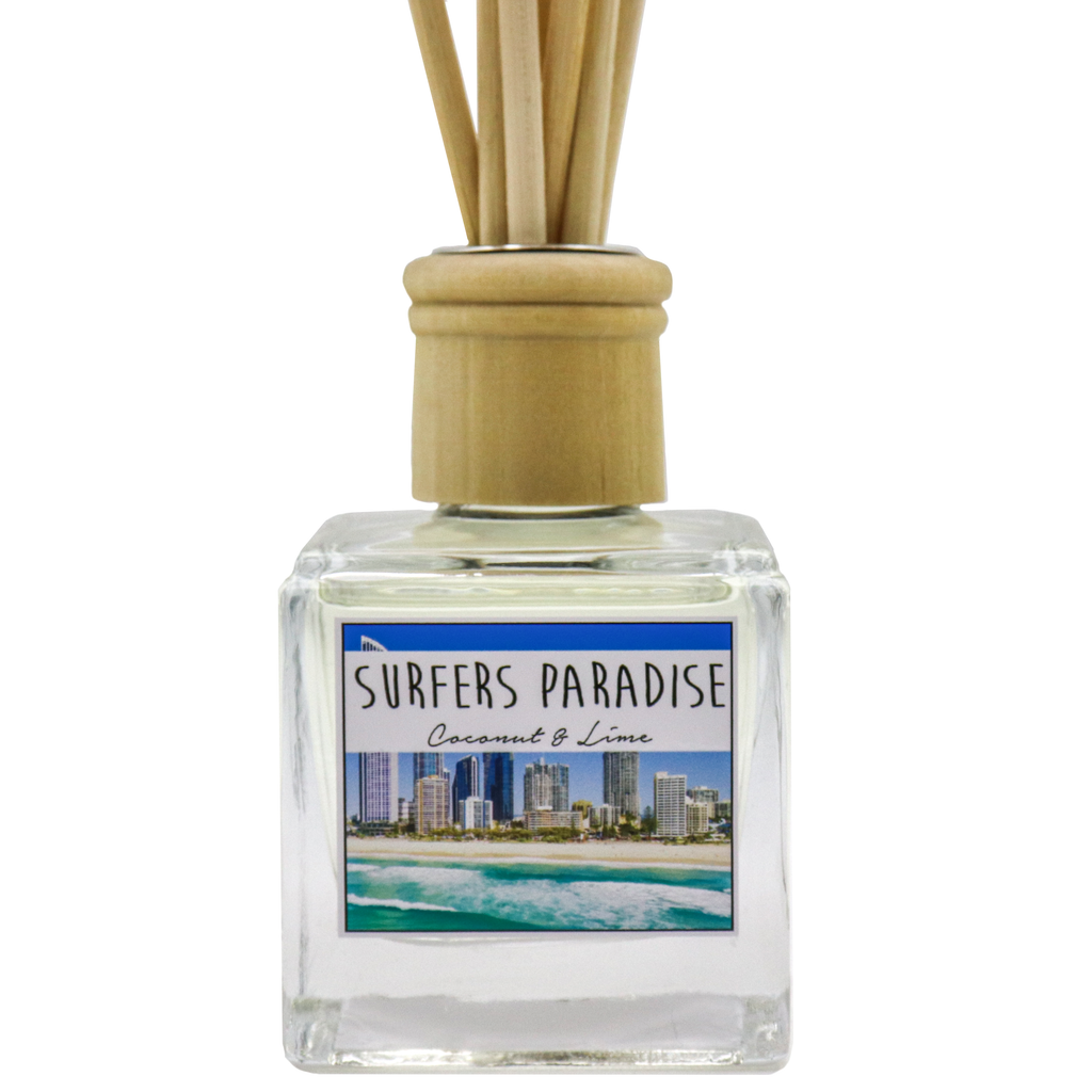 GOLD COAST - Surfers Paradise Reed Diffuser - Noosa Handmade