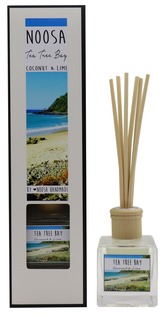 NOOSA - Tea Tree Bay Reed Diffuser - Noosa Handmade