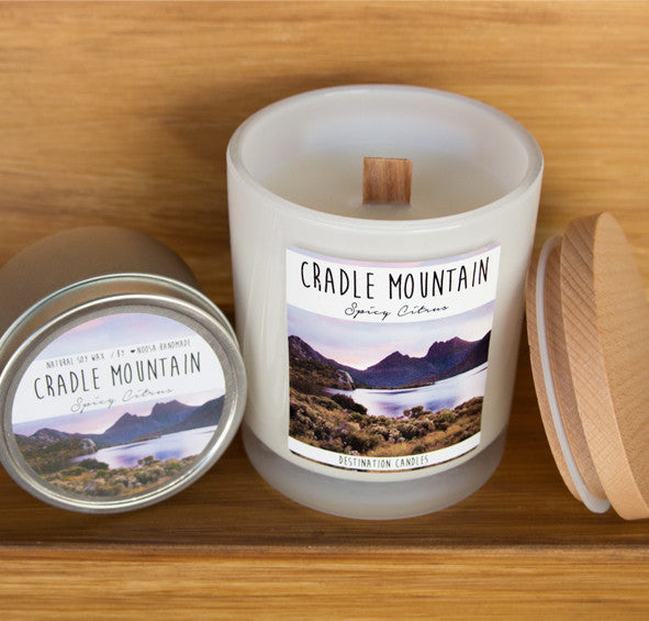 Tasmania Jar Candles - Noosa Handmade