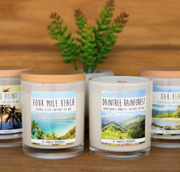 Port Douglas Jar Candles
