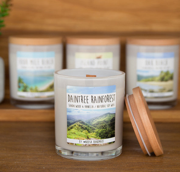 Port Douglas Jar Candles - Noosa Handmade