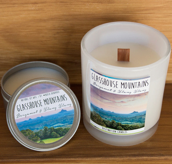 Sunshine Coast Jar Candles