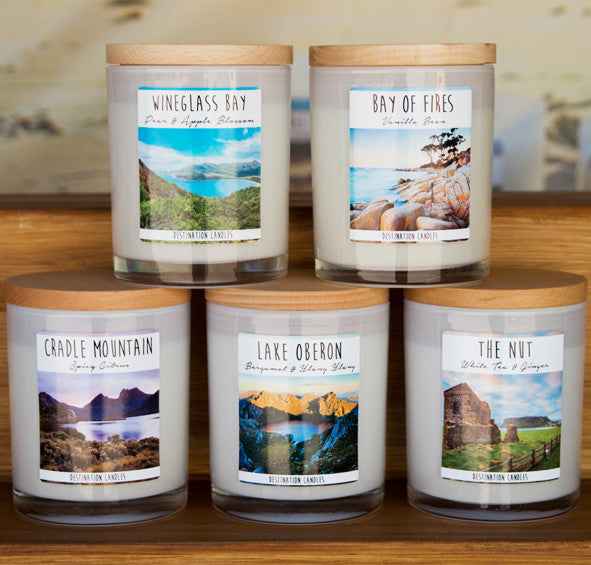 Tasmania Jar Candles