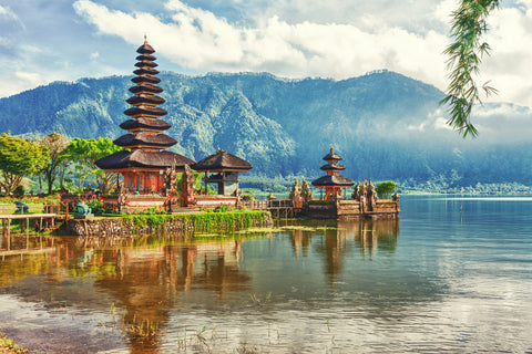 7 Days and Nights in Bali, Indonesia