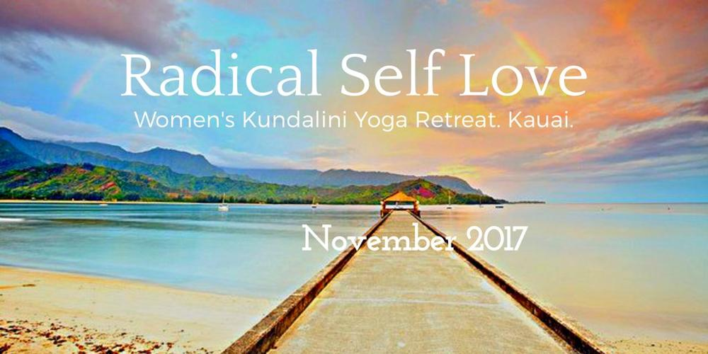 Radical Self Love Women's Retreat