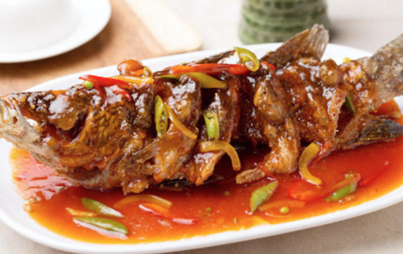 Sweet and Sour Fish|糖醋鱼