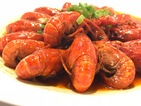 Sichuan Spicy Crawfish