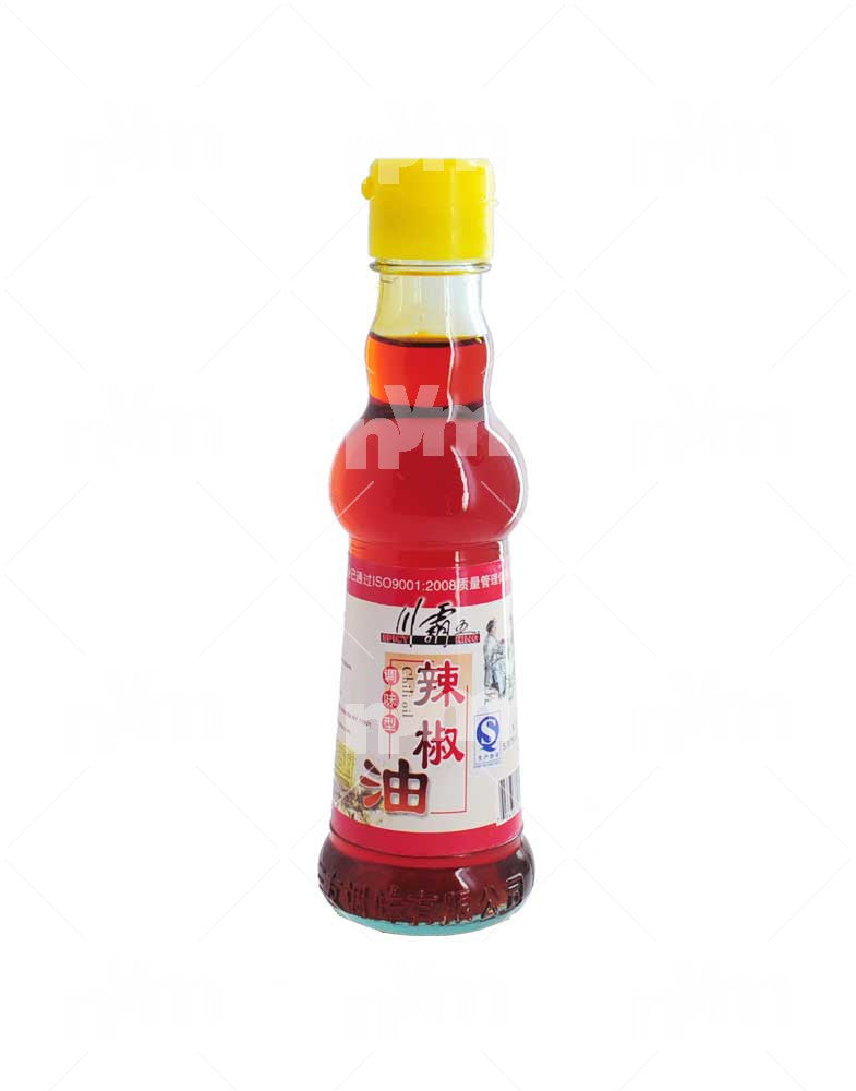 Spicy King Chili Oil | 川霸王辣椒油 5.07oz