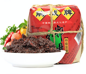 Juan Cheng All Natural Broad Bean Chili Paste ( Pixian Dou Ban Jiang) - 5oz 鹃城特级豆瓣1公斤纸包