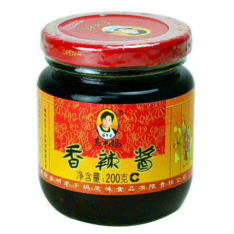 Laoganma Spicy Bean Paste 6.91oz | 老干妈香辣酱