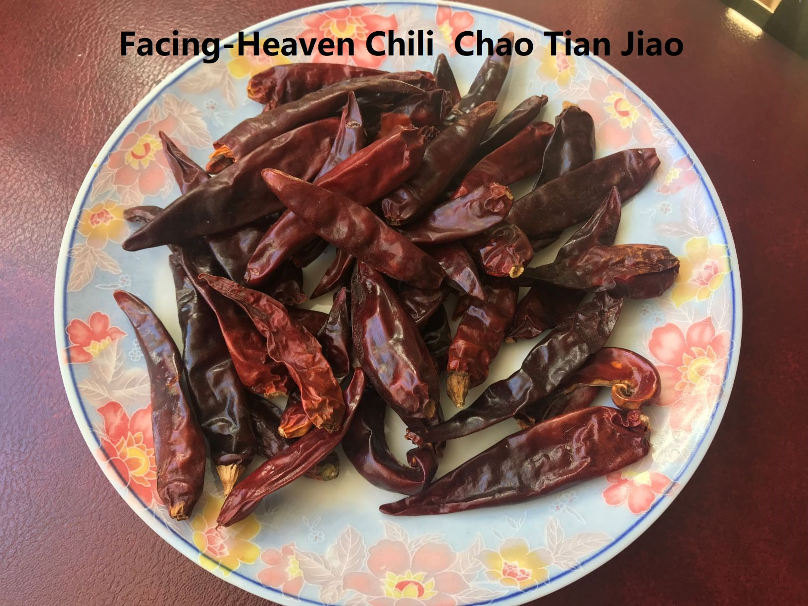 Sichuan Chilies and Sichuan Peppercorns Variation Set 四川辣椒和花椒套装