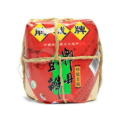 Juan Cheng Broad Bean Chili Paste ( Pixian DouBan ) - Top Quality 35oz 鹃城特级豆瓣1公斤纸包