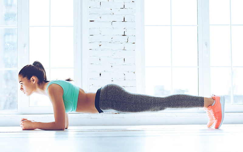 5 Types of Planks to Get that Hourglass Body