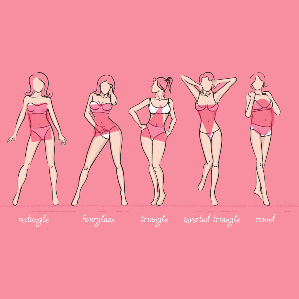 How do you define the perfect hourglass body? Shape, Measurements