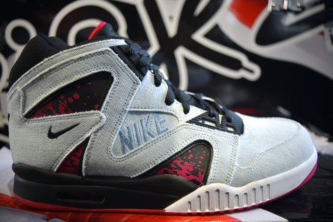 "AIR TECH CHALLENGE HYBRID ""WASHED DENIM"""