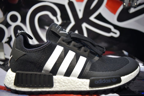 "Adidas NMD R1 Trail White Mountaineering ""Core Black"""