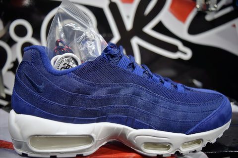 "AIR MAX 95 STUSSY ""LOYAL BLUE"""