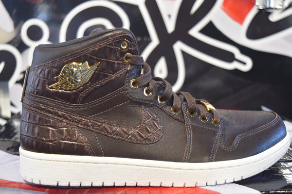 "AIR JORDAN RETRO 1 ""PINNACLE CROC"""
