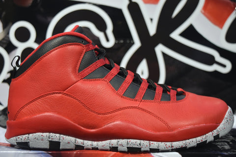 "AIR JORDAN 10 ""BULLS OVER BROADWAY"" (GS)"