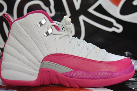 "AIR JORDAN 12 RETRO "" Valentines Day"" (GS)"