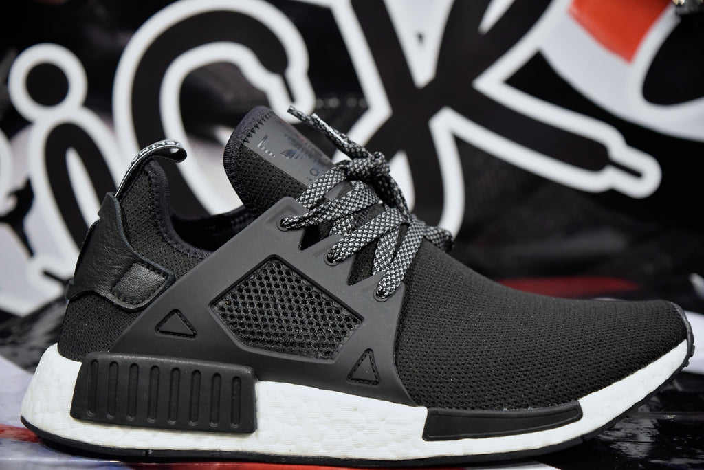 Adidas NMD XR1 PK Core Black / Metallic Silver / Utility Black