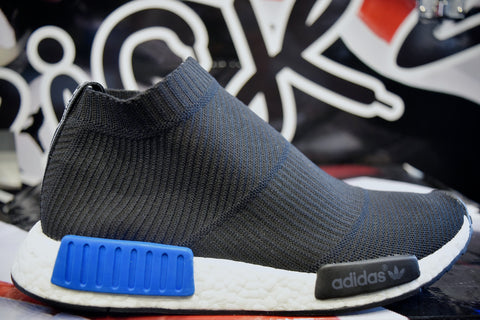 "Adidas NMD City Sock Core ""Black Lush Blue"""