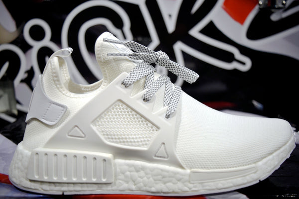 "Adidas NMD XR1 Footlocker Europe ""Triple White"""