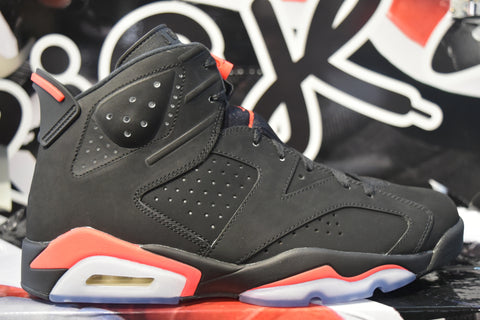 "AIR JORDAN 6 RETRO  ""BLACK INFRARED"""