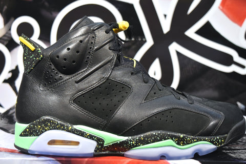 "AIR JORDAN 6 RETRO  ""BRAZIL PACK"