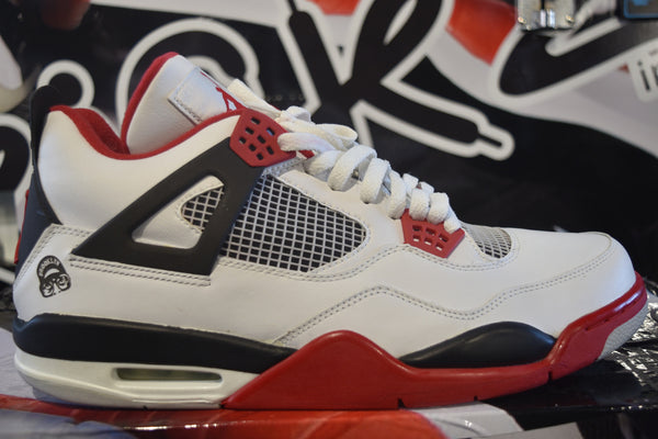 "AIR JORDAN RETRO 4 ""MARS BLACKMON"""