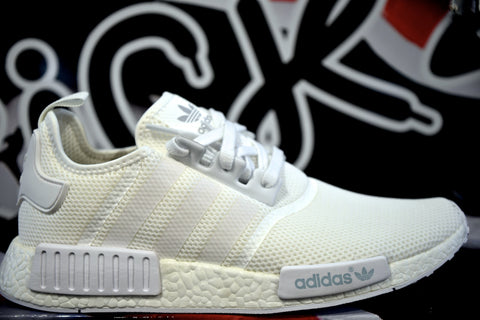 "ADIDAS NMD ""TRIPLE WHITE"""