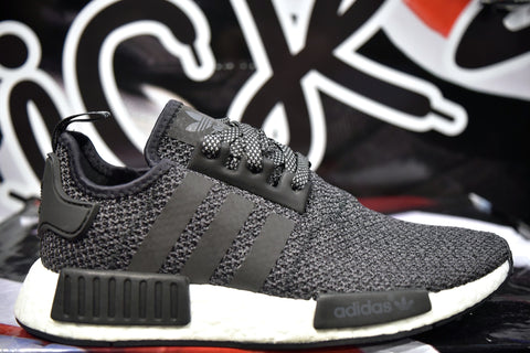 "ADIDAS NMD CHAMPS ""BLACK REFLECTIVE"""