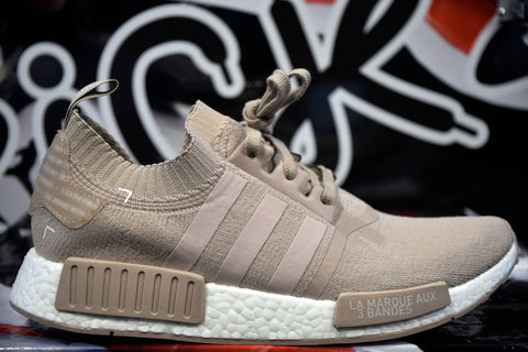 "ADIDAS NMD R1 ""FRENCH BEIGE"" (USED)"