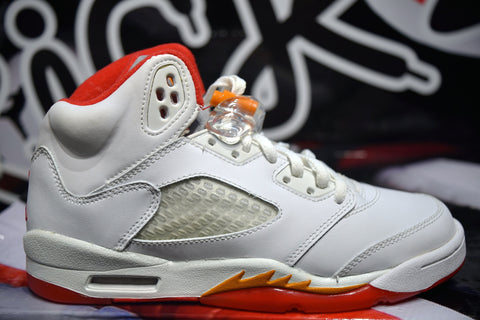 "AIR JORDA RETRO 5 ""SUNSET"""