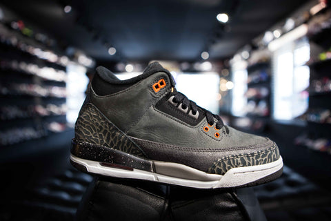 "2013 Air Jordan 3 Retro ""Fear"" (GS)"