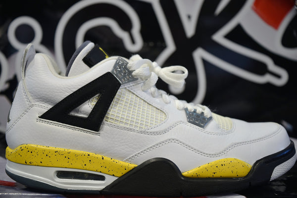 "AIR JORDAN RETRO 4 "" TOUR"" (WORN)"