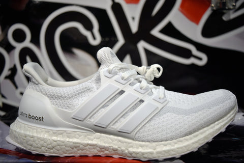 "Adidas Ultra Boost ""White Reflective"""