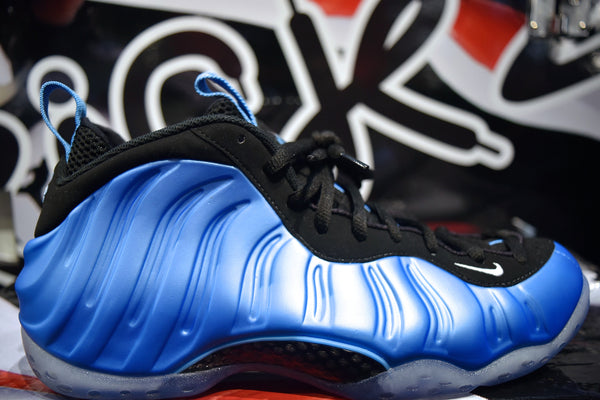 "AIR FOAMPOSITE ONE ""UNIVERSITY BLUE"" (USED)"