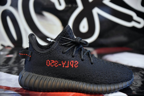 "ADIDAS YEEZY BOOST 350 V2 ""BLACK/RED"" (INFANT)"