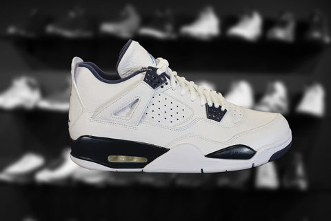 "2014 Air Jordan 4 Retro ""Legend Blue"" (Kids)"