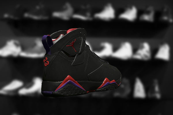 "AIR JORDAN RETRO 7 ""DEFINING MOMENT"""