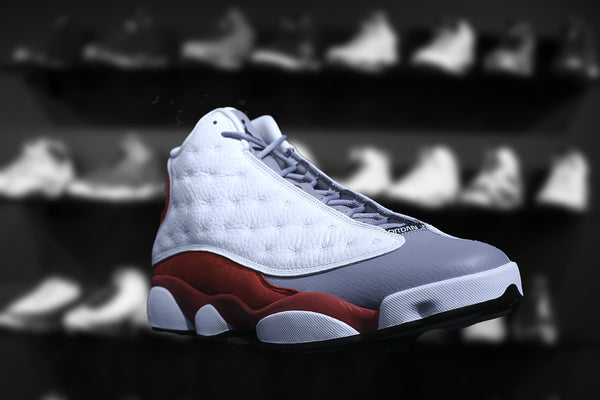 "AIR JORDAN 13 RETRO ""GREY TOE"""