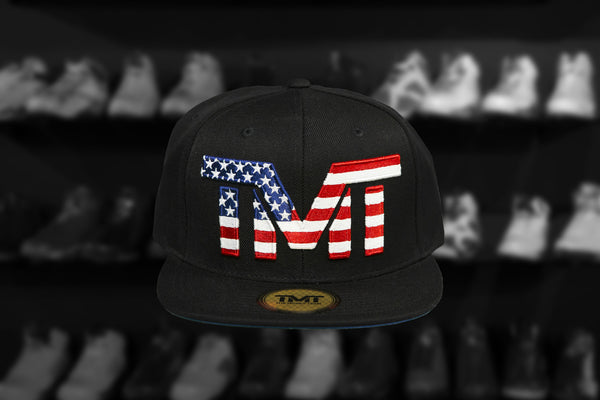 THE MONEY TEAM SNAPBACK