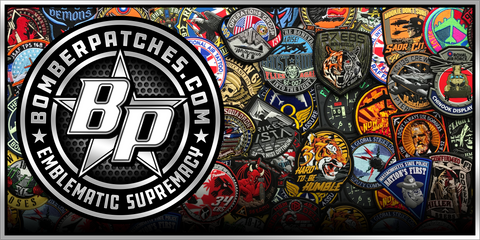 Bomber Patches