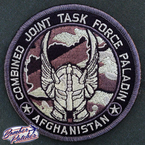 COMBINED TASK FORCE PALADIN SUBDUED PATCH