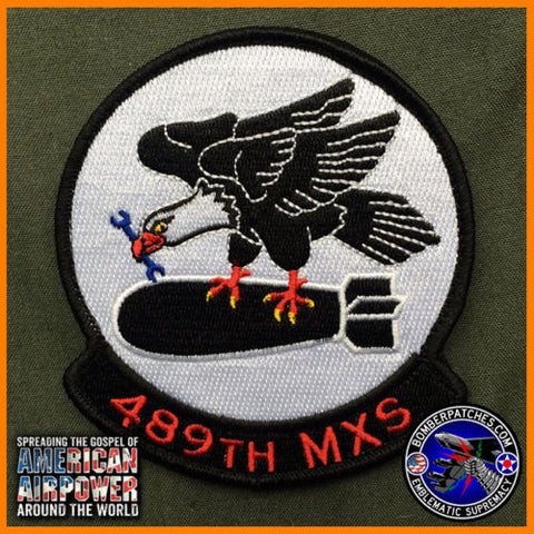 489th Maintenance Squardon 307th Bomb Wing