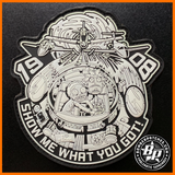 "USAF UPT Class 19-08 Patch, ""Show Me What You Got"" Columbus AFB, MS"
