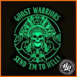 29 Aircraft Maintenance Unit Ghost Warriors, Holloman AFB, Gray and Glow